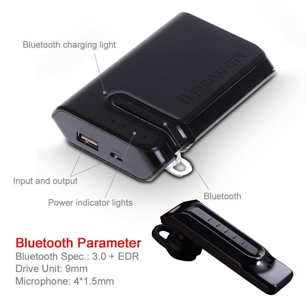 Blue Point Power Bank