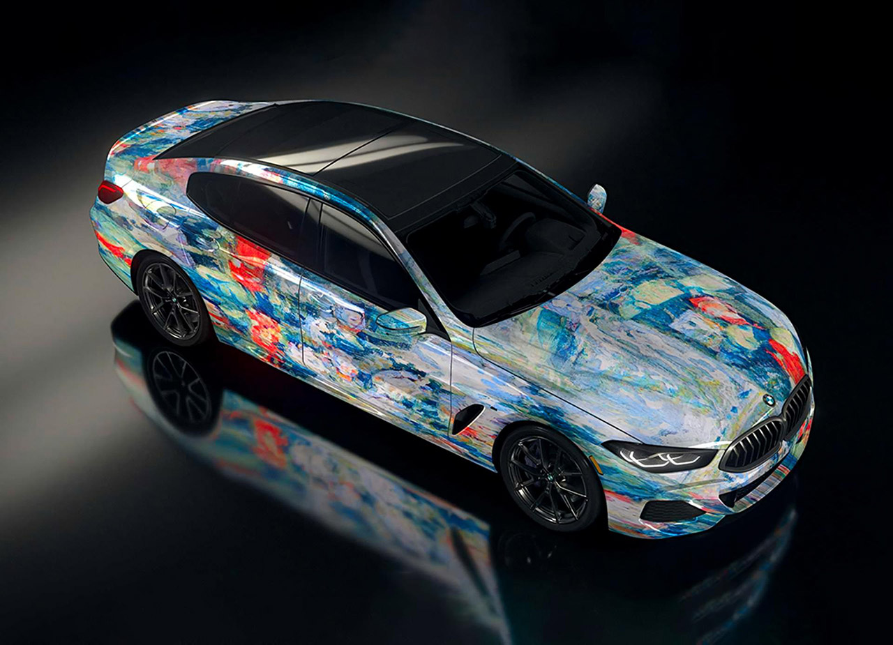 BMW Art Artificial Intelligence Ultimate AI Masterpiece
