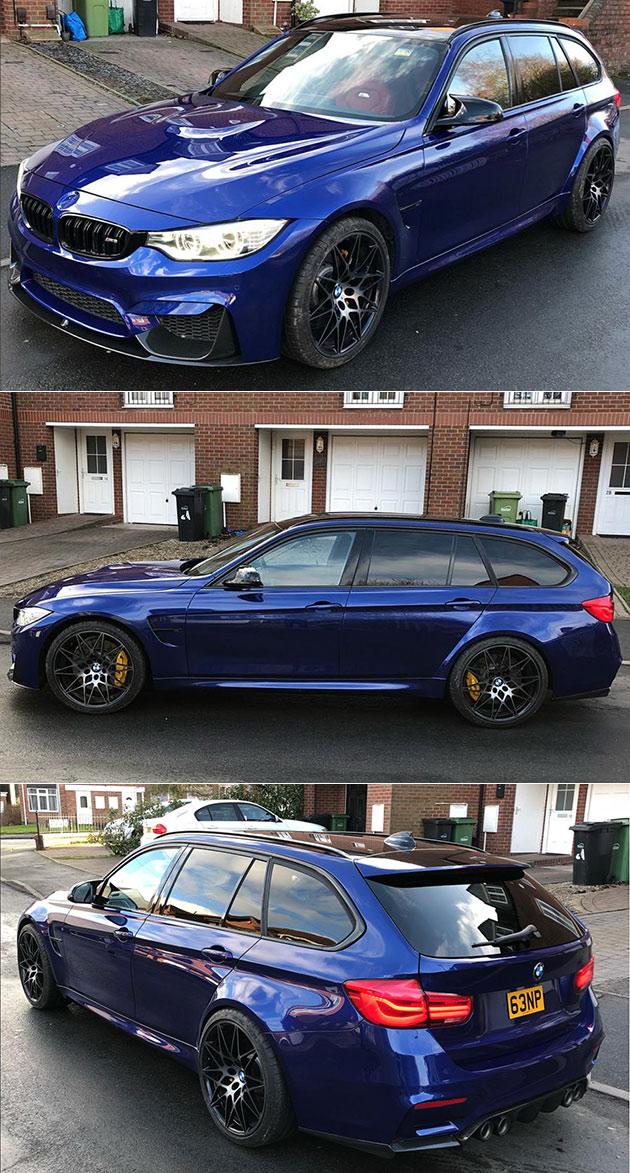 BMW F81 M3 Touring