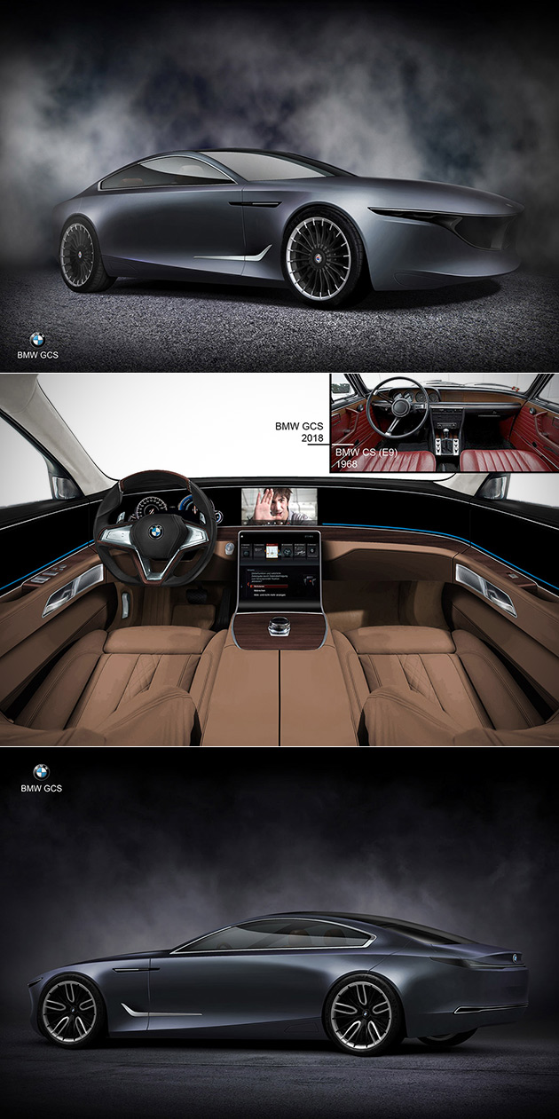 BMW Gran Coupe S