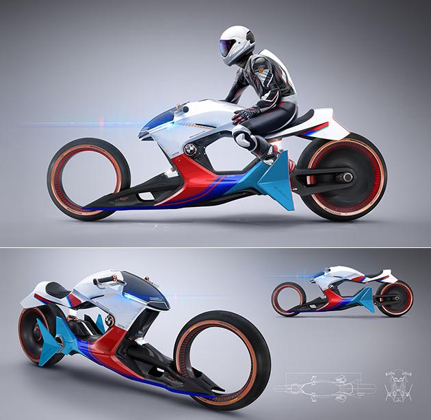 BMW i Motorrad Beta
