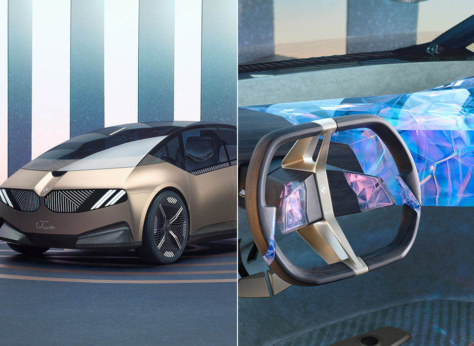 BMW i Vision Circular Electric Vehicle