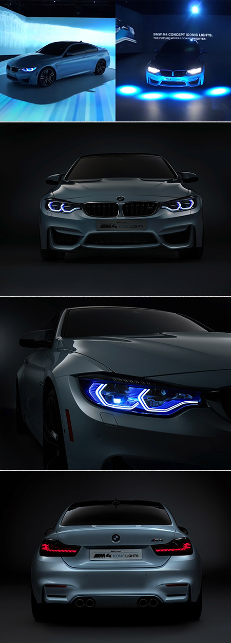 BMW Intelligent Lighting Lasers