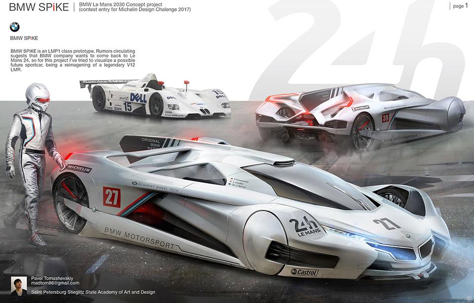 BMW Le Mans