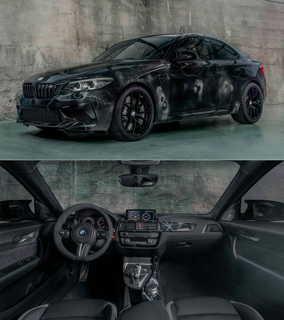 BMW M2 Competition Futura 20000