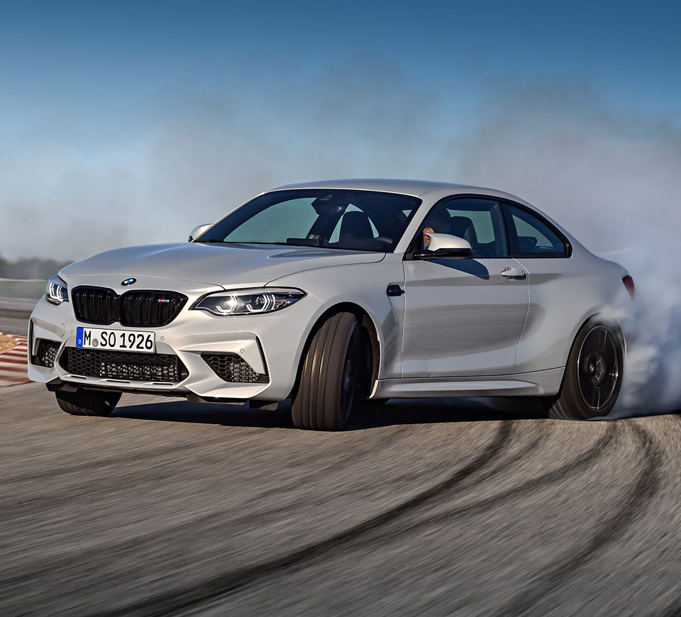 Bmw Twin Turbo V6 >> 2019 Bmw M2 Competition Features Modified Twin Turbo V6 Generating