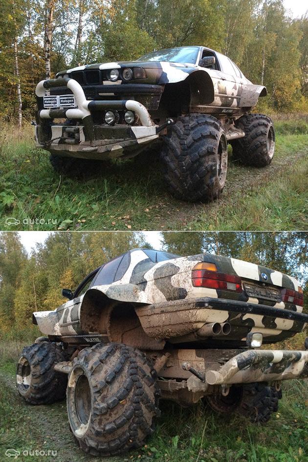 BMW Monster Truck