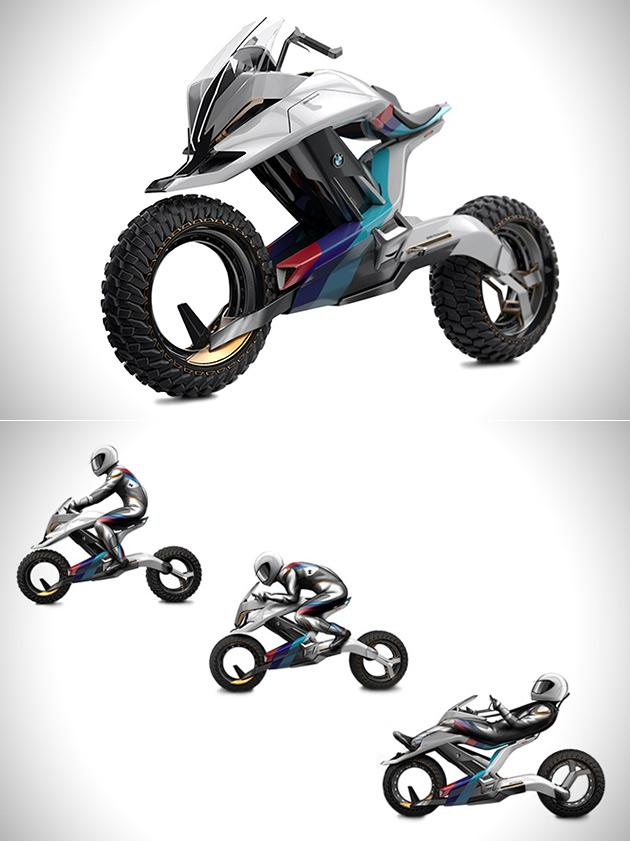 BMW Motorrad Concept Z
