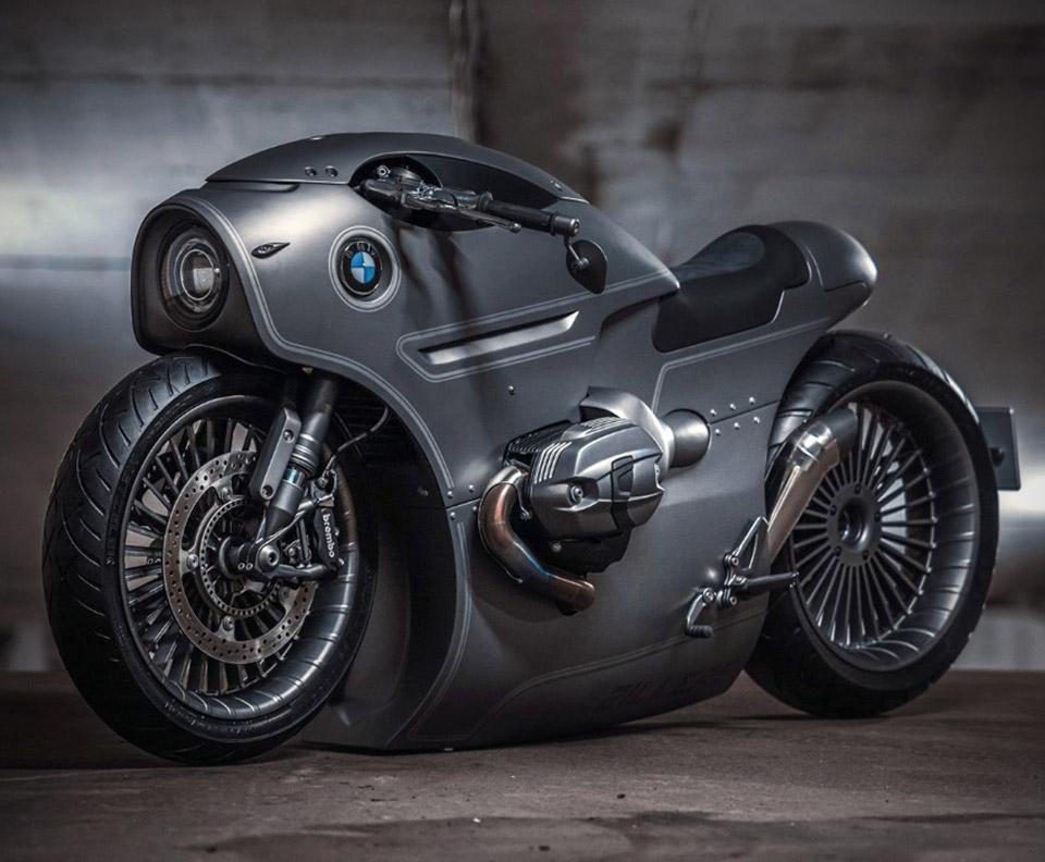 BMW R9T Zillers Garage