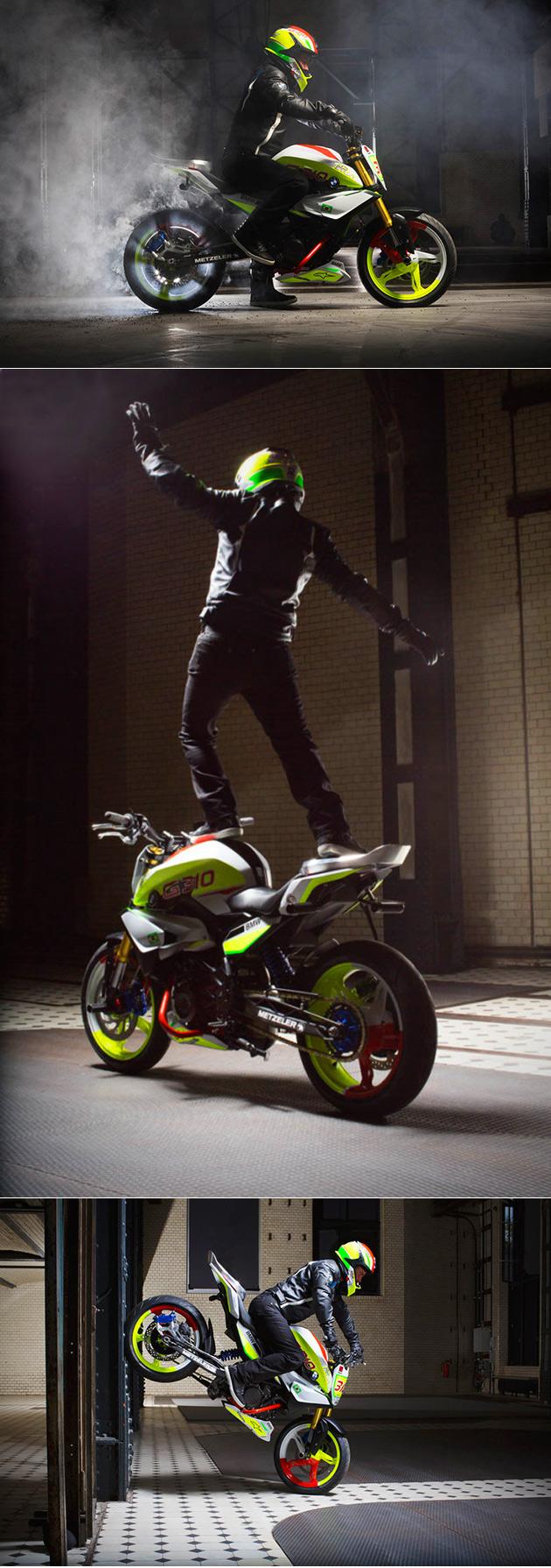 BMW Stunt G310