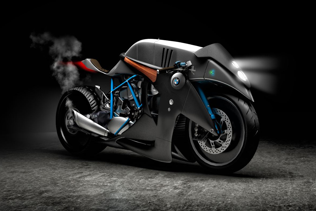 BMW Typhoon Motorcycle