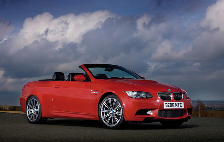 2009 Bmw M3 Convertible Officially Unveiled Video Techeblog