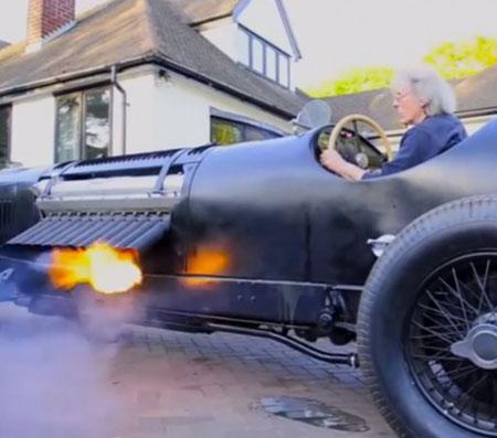 Boat Engine Bentley