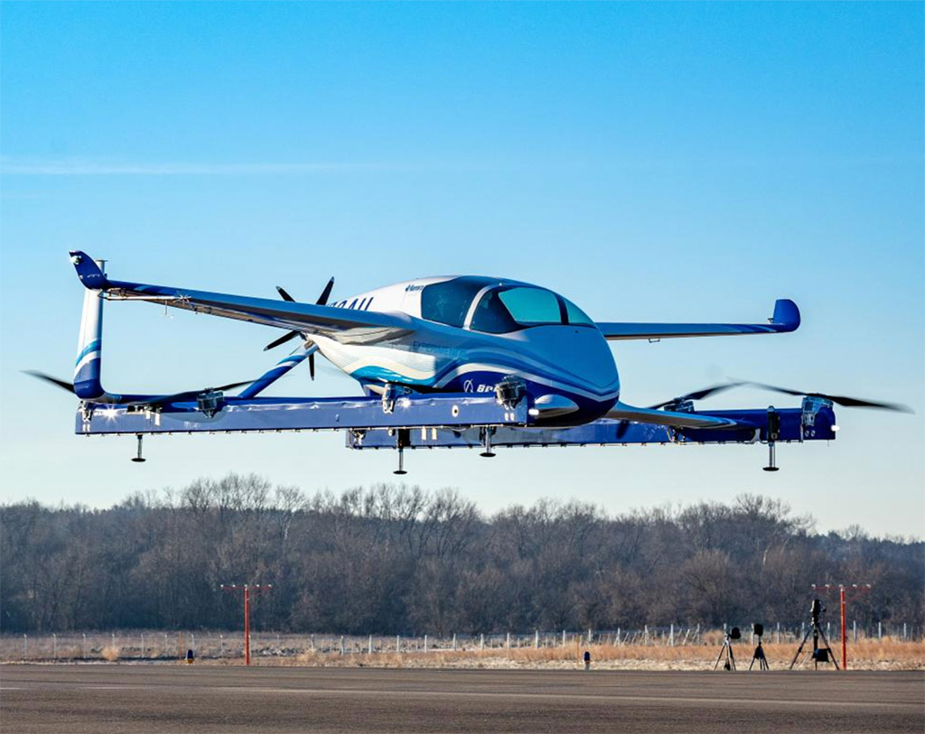 Boeing Flying Car Air Taxi