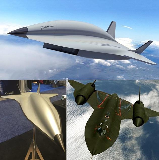 Boeing Son of Blackbird