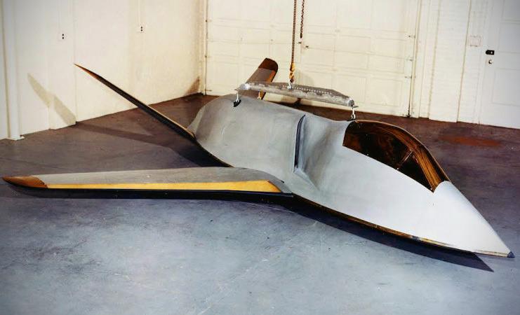 Boeing Stealth Jet
