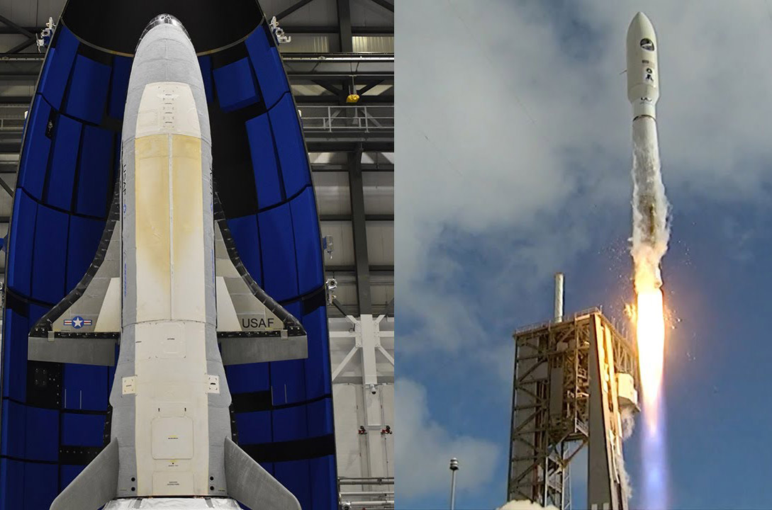 NASA Boeing X-37 Spaceplane Sixth Mission