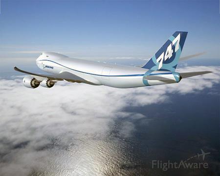 Boeing 747 8 First Flight - TechEBlog