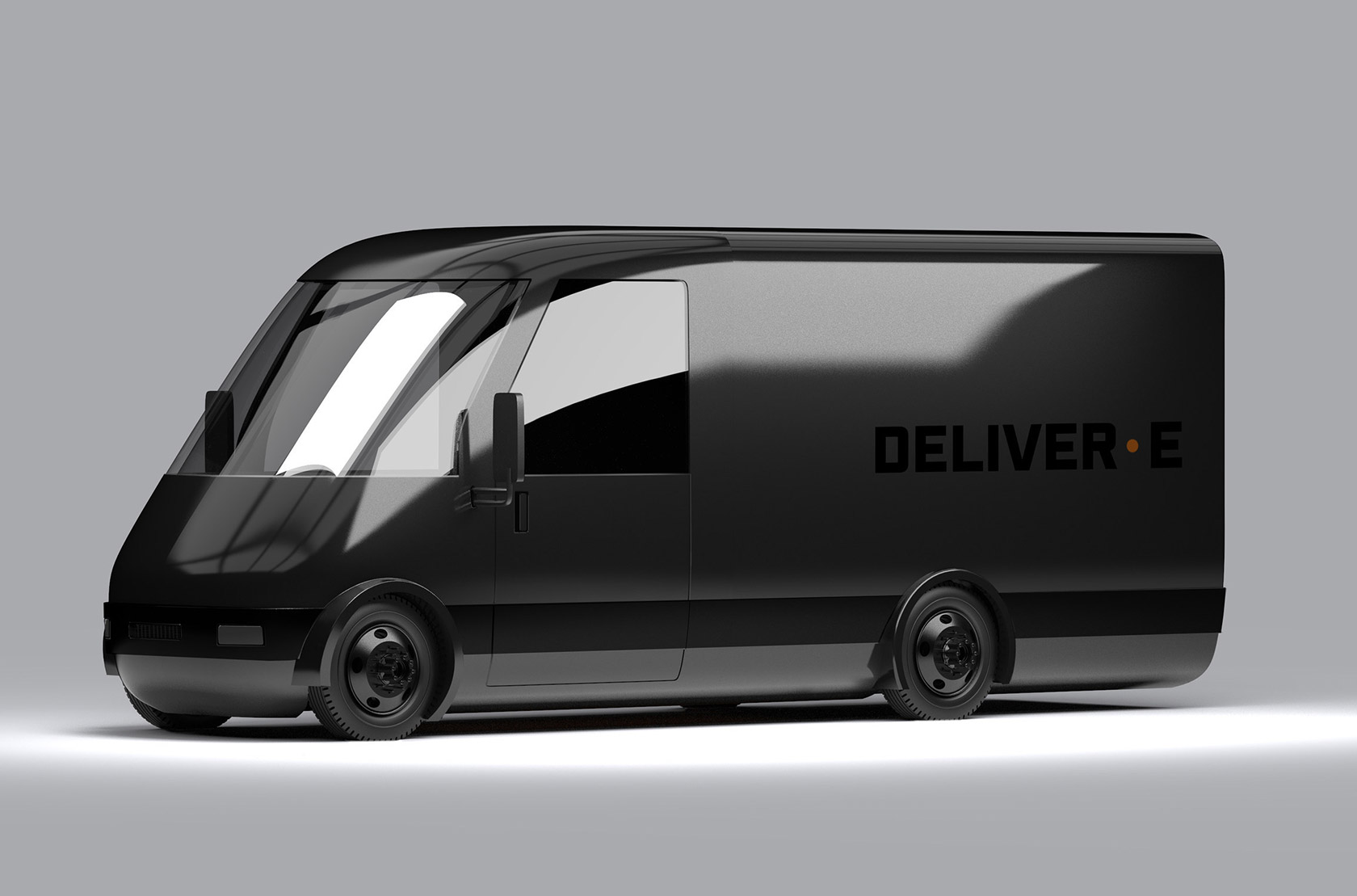 Bollinger Deliver-E Electric Van