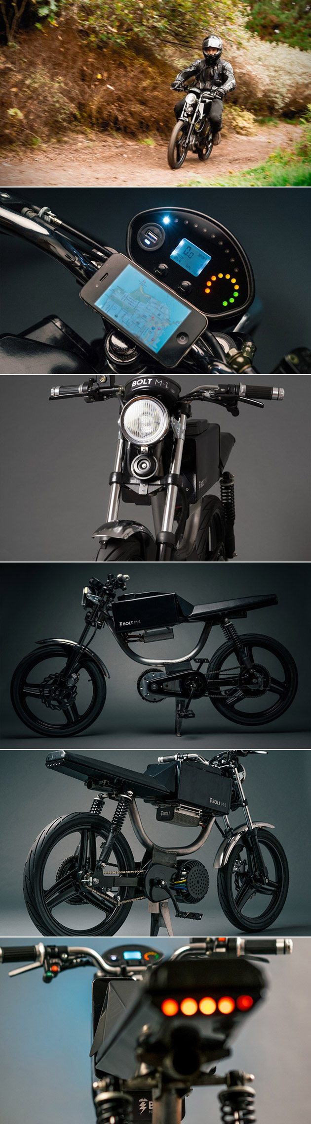 Bolt Electric Bike