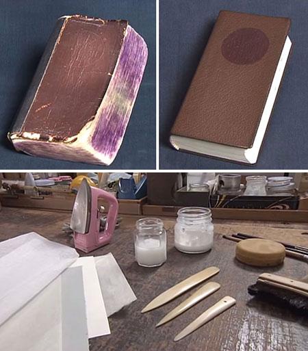 Book Restoration Japan