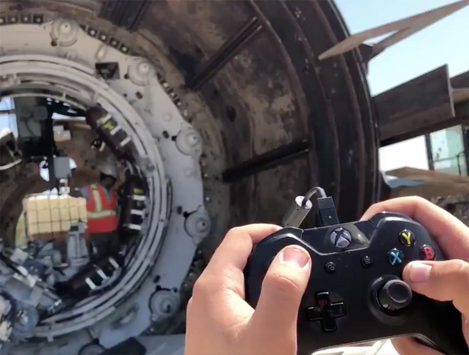 Boring Company Xbox