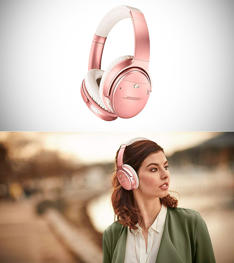 Bose QC 35 II Rose Gold