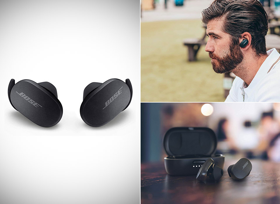 Bose QuietComfort Noise Cancelling Earbuds 2021