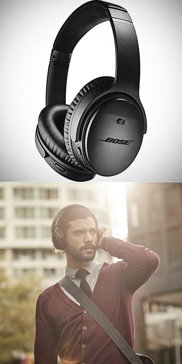 Bose QuietComfort 35 (QC35) Series II Wireless Headphones