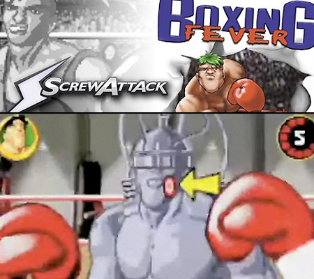 Boxing Fever