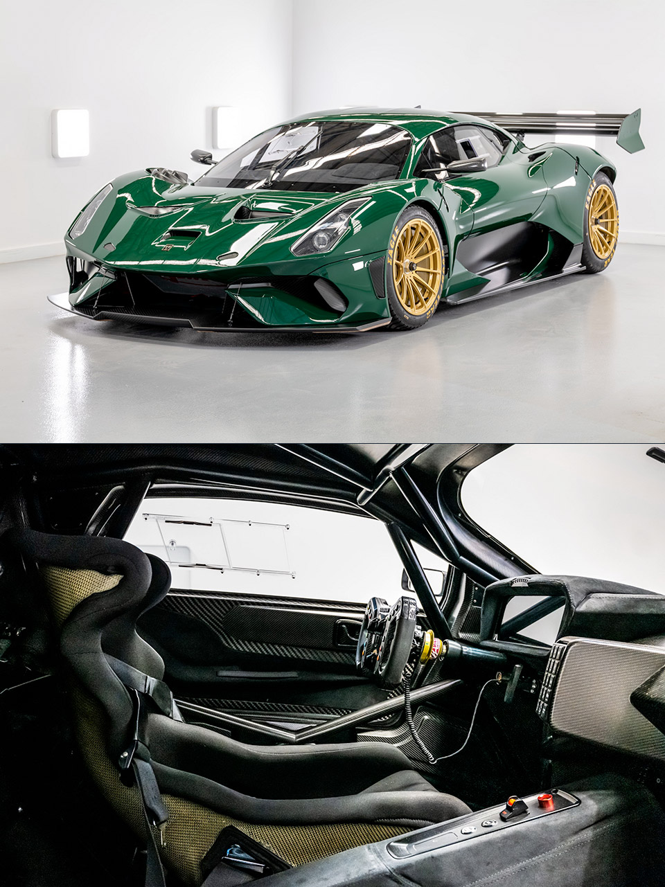 Brabham BT62 Competition Hypercar
