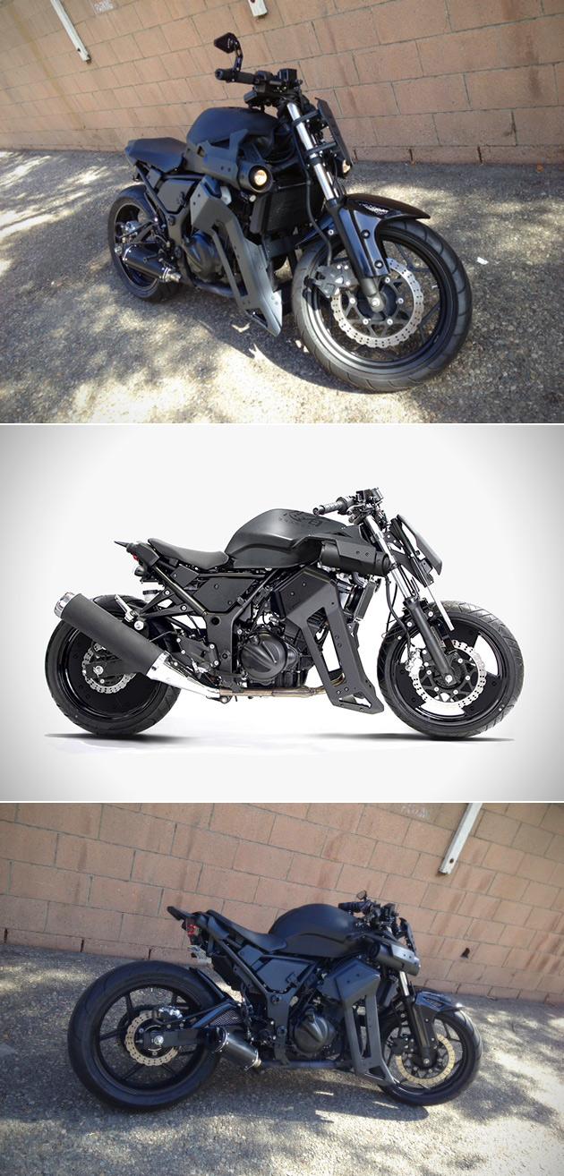 Charmant BRASSE 31BLK Kawasaki