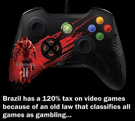 Brazil Video Game