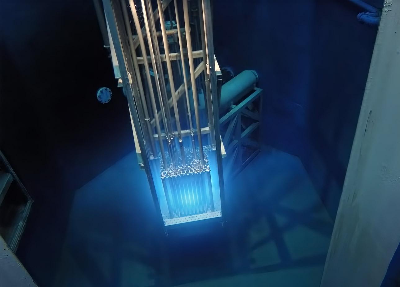 Breazeale Nuclear Reactor Start Up