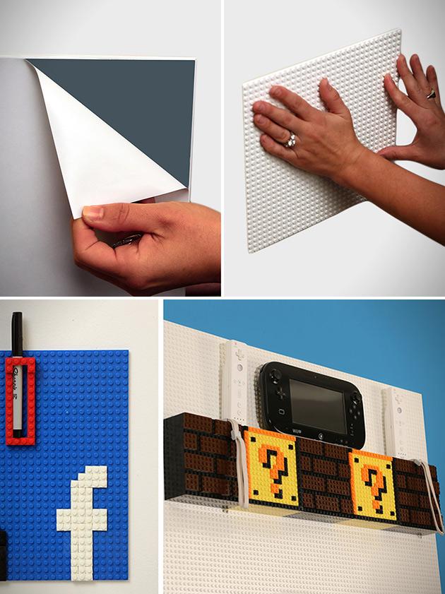 Brik LEGO Wall