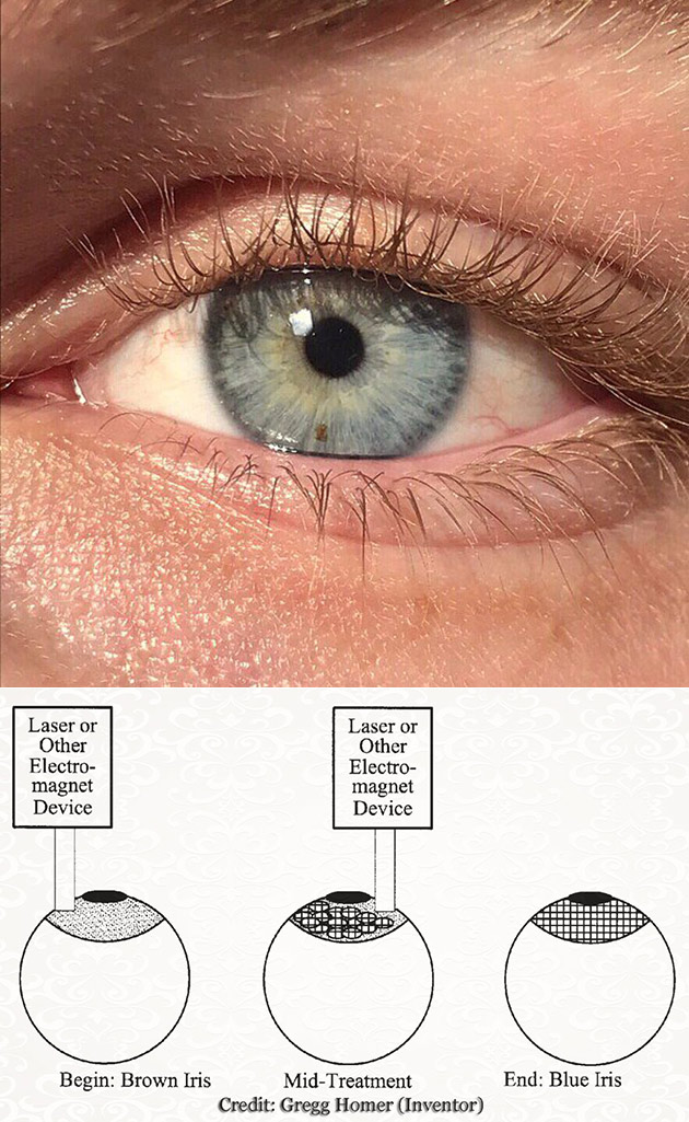 Brown Eyes Are Actually Blue Underneath And 33 Other Crazy Facts