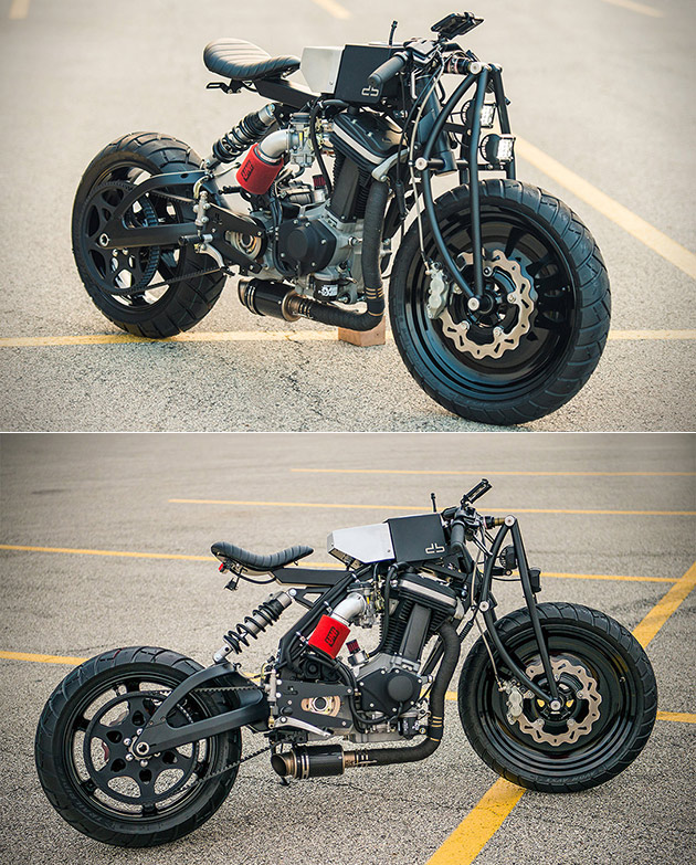 If ikea offered diy motorcycles it might look like this homemade buell blast motorcycle solutioingenieria Images