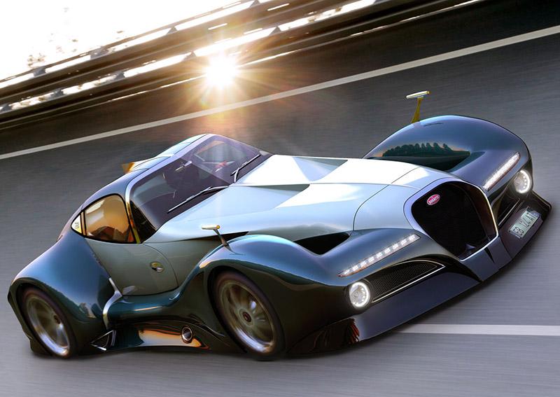 Bugatti 12.4 Atlantique