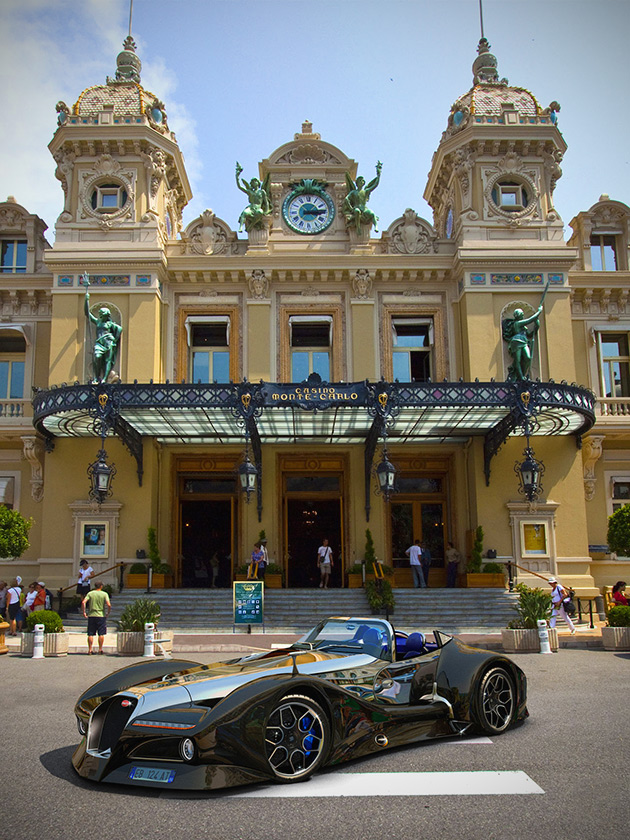 Bugatti Atlantique Grand Sport