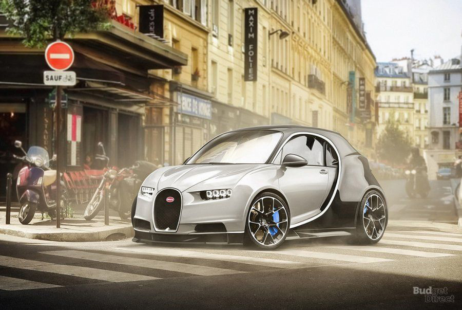 Bugatti Chiron and 6 More Luxury Cars Transformed Into ...