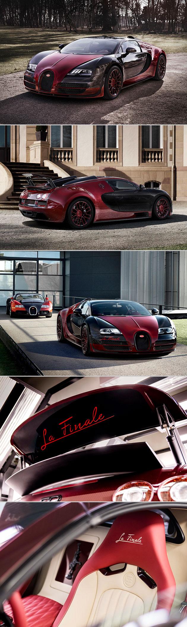 Bugatti La Finale