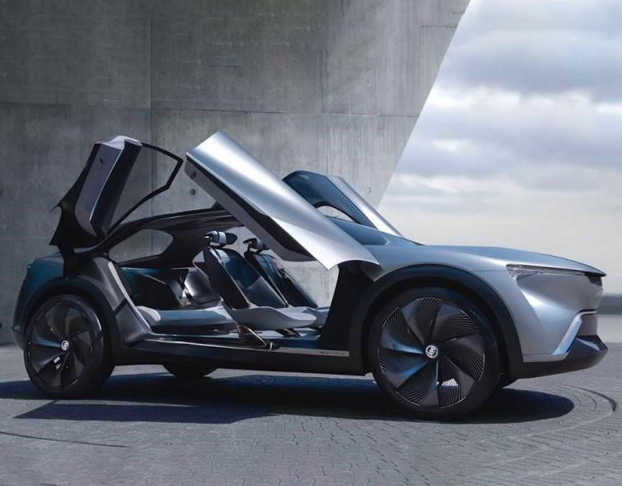 Buick Electra Concept Electric