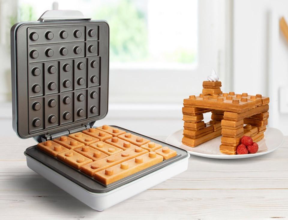 Building Brick Waffle Maker LEGO