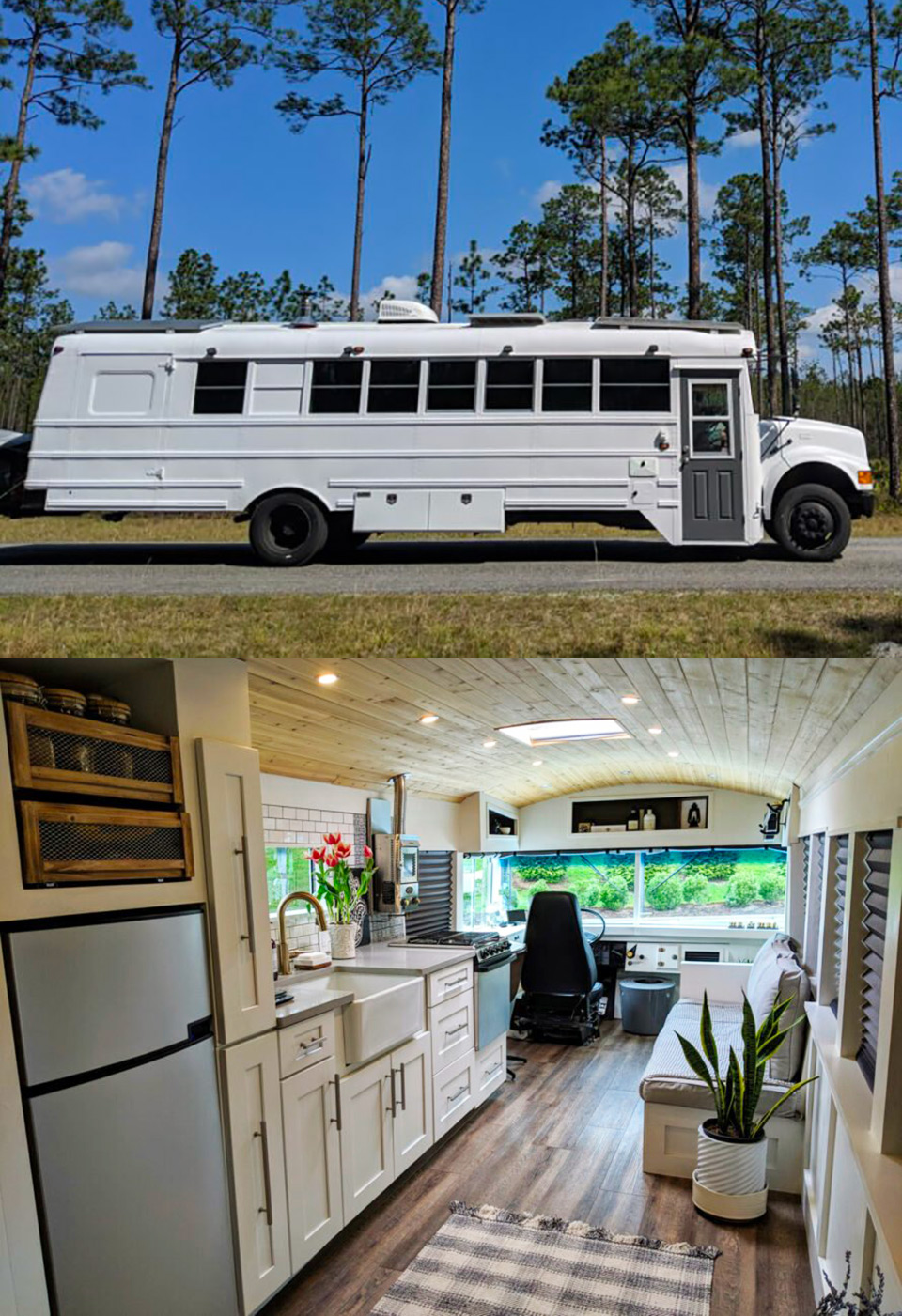 Bus Home Conversion