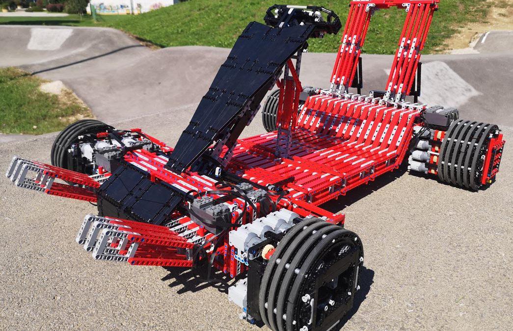 Buwizz Lego Gokart