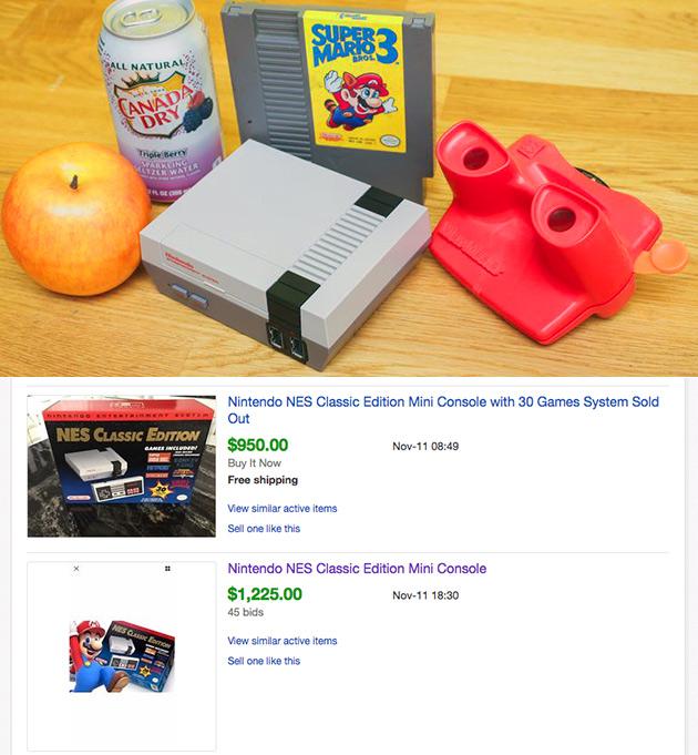NES Classic Edition Buy