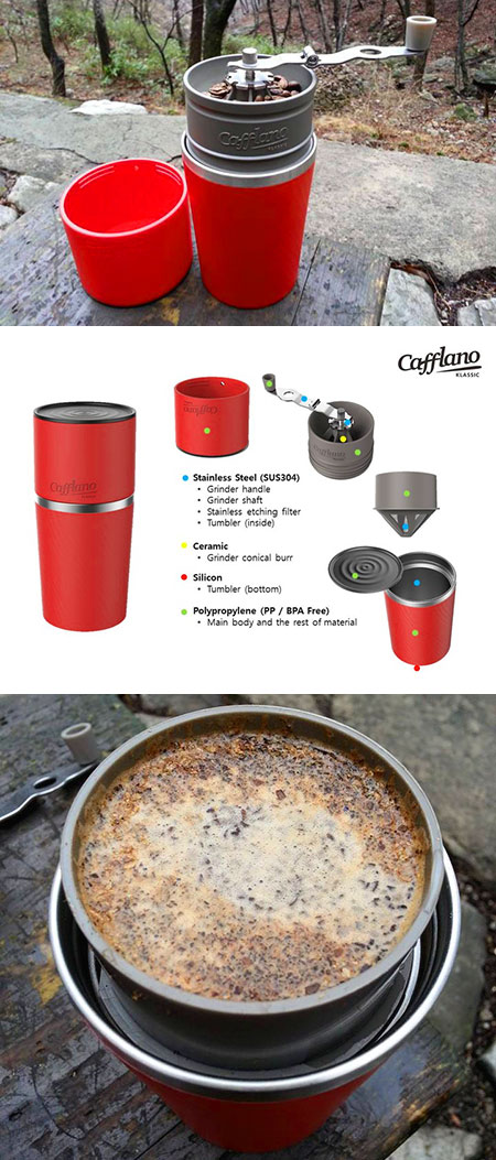 Cafflano Coffee Mug Maker