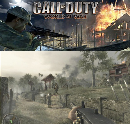 Call of Duty World at War Review
