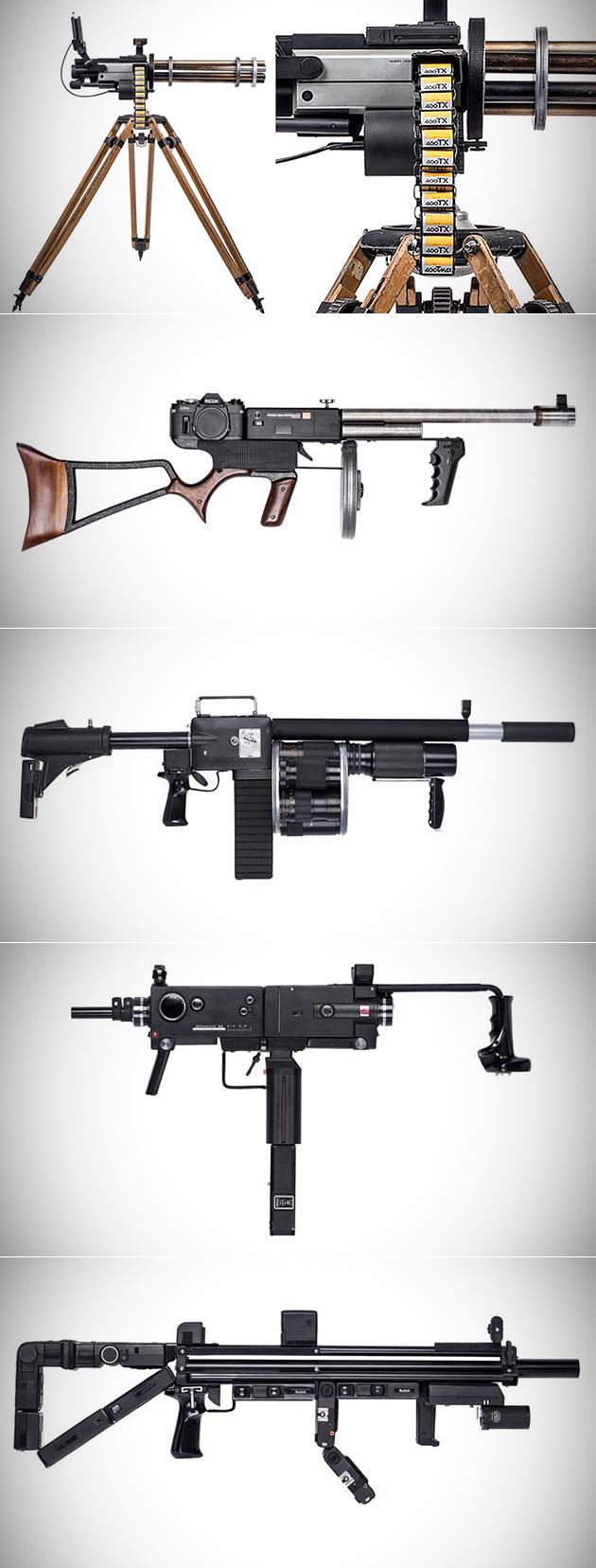Camera Gear Guns