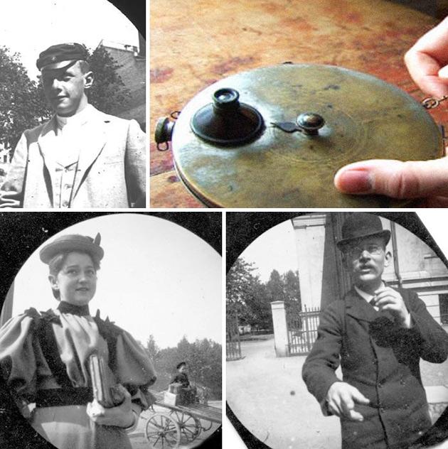 Camera Photo 1890s